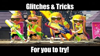 getlinkyoutube.com-Splatoon - Glitches & Tricks for YOU to try! (Recon Mode)
