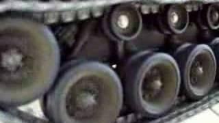 getlinkyoutube.com-M26 Pershing IMPACT 1/16 T81 tracks and Sprocket Wheels