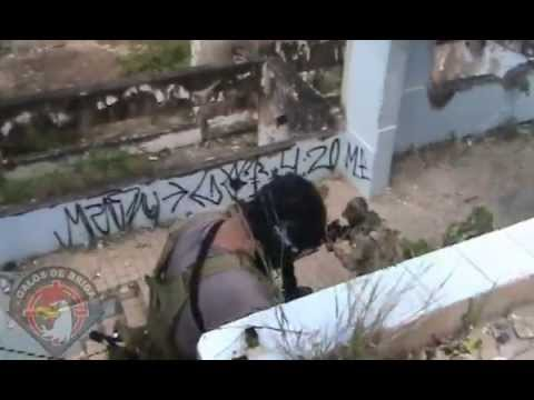 Real Action Paintball Galos de Briga 2011