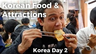 getlinkyoutube.com-Amazing Korean Food and Attractions in Seoul! (Day 2)
