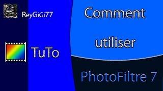 getlinkyoutube.com-TUTO | Comment utiliser PhotoFiltre 7