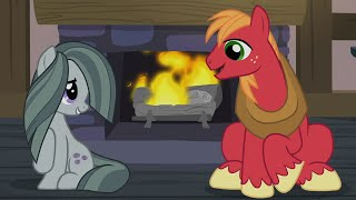 getlinkyoutube.com-The Apples Spend Hearthswarming With The Pies - My Little Pony: Friendship Is Magic - Season 5