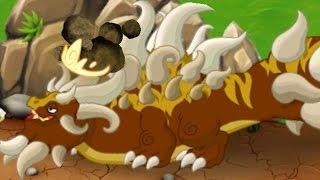 getlinkyoutube.com-DragonVale: Elder EARTH Dragon Lookie Review