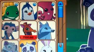 getlinkyoutube.com-How to get FREE Animals-New Glitch Animal Jam