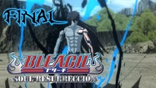 getlinkyoutube.com-Let's Play: Bleach Soul Resurrección - Finale | Final Getsuga Tenshou