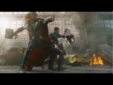 Marvel Avengers Assemble - Comeback by Redlight King video | HD