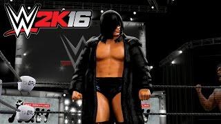 getlinkyoutube.com-WWE 2K16 CAW 小橋建太 Kenta Kobashi (Xbox One)