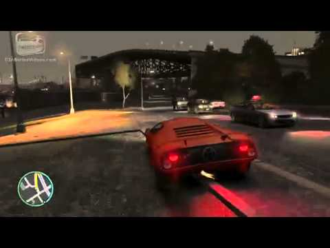 GTA 4   Mission #81   Liquidize the Assets 1080p