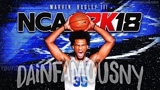 How To Setup NCAA 2K18 College Roster in NBA 2K18 PS4