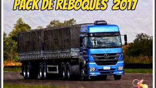 getlinkyoutube.com-NOVO PACK DE REBOQUES 2017 PARA MAPA EAA - EURO TRUCK SIMULATOR 2