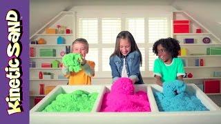 What is Kinetic Sand™ Like?