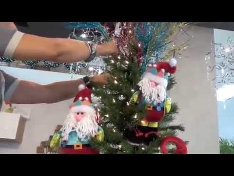 Casa Febus Home Design: Cómo decorar tu arbol de Navidad