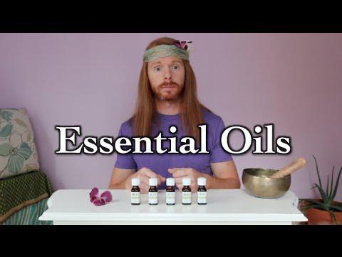 Using Essential Oils - Ultra Spiritual Life episode 33