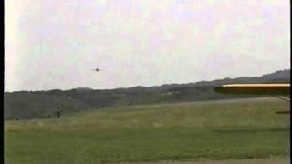 getlinkyoutube.com-本物の零戦(オリジナル復元) 飛行模様