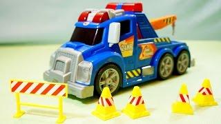 getlinkyoutube.com-Мультики про машинки: Друг в беде! Машинки для детей: Эвакуатор.