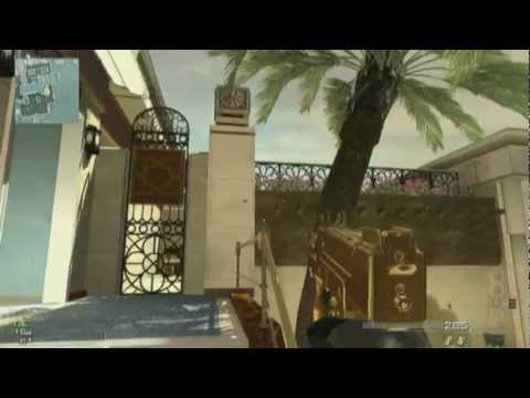 MW3 Glitches NEW Secret Roof On Top Of Map Oasis