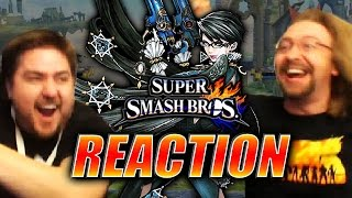 getlinkyoutube.com-MAX REACTS: Bayonetta Reveal & Final Smash Brothers Direct