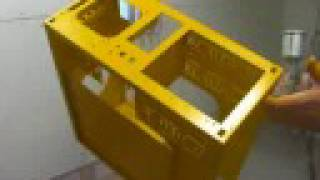 Case Mod: Paint Computer Chassis, www.mnpctech.com