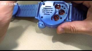 妖怪ウォッチ零式分解・修理手順・メダルパターン解析・取扱い方法