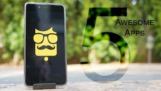 getlinkyoutube.com-5 Awesome Android Apps You Won't Regret Trying! Android Tips #48