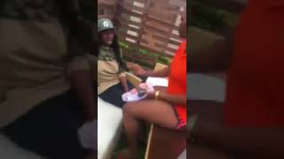 Ghanaian  Lesbian Demands Apology From Partner For Cheating With Slaps (Watch)