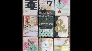 Pocket Letter~ Start to Finish 2