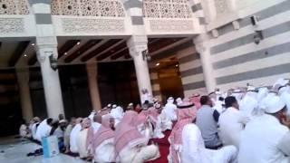 getlinkyoutube.com-صلاة عيد الفطر بمسجد الراجحي - بمكة المكرمة 1434 measrswaam