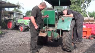 getlinkyoutube.com-Deutz Forrest Tractor Sales Demonstration