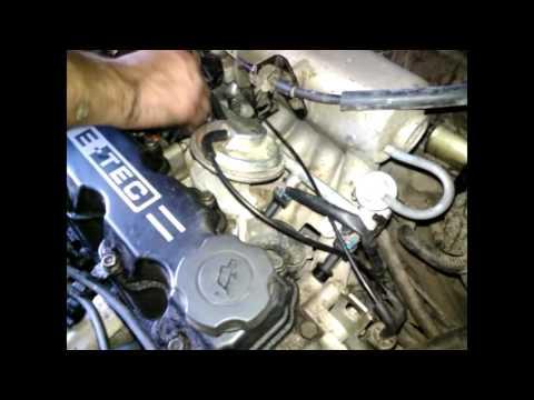 Chevrolet Lanos - При нагреве троит неустойчивая работа ДВС