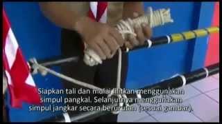 getlinkyoutube.com-6  Praktek Membuat Tandu