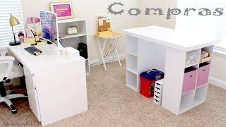 getlinkyoutube.com-Escritorio y Mesa para Manualidades│Desk & Craft Table