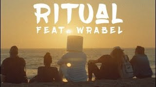 RITUAL - MARSHMELLO FT  WRABEL  karaoke version ( no vocal ) lyric instrumental