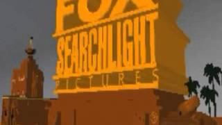 getlinkyoutube.com-Fox Searchlight Pictures logo Blender 2011 (my version)