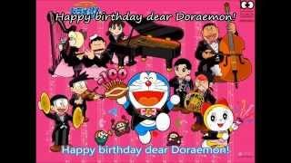 Bài hát chúc mừng sinh nhật Doremon! (lời Việt)
