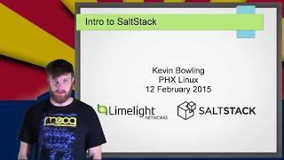 getlinkyoutube.com-Kevin Bowling: Salt Stack for Configuration Management
