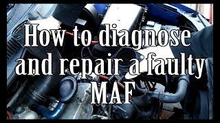 getlinkyoutube.com-How to diagnose and repair a MAF Sensor