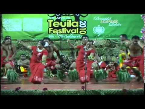 Samoa Lalelei     Teuila Festival NZ 2010 MSM travel
