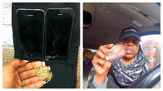 getlinkyoutube.com-Gold,iPhones & A Loaded Game Card All Found DUMPSTER DIVING