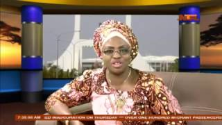 getlinkyoutube.com-Good Morning Nigeria  on NTA    16th January 2017