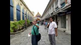 Grand Palace and Wat Phra Keaw (temple of the emerald buddha) Complex Bangkok 1