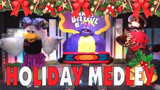 getlinkyoutube.com-Holiday Medley - Chuck E. Cheese's Pensacola