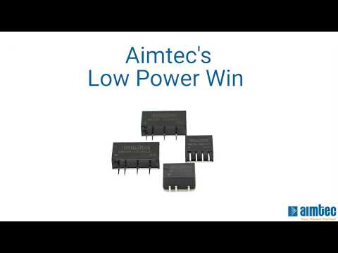 Aimtec's Low Power Win Models