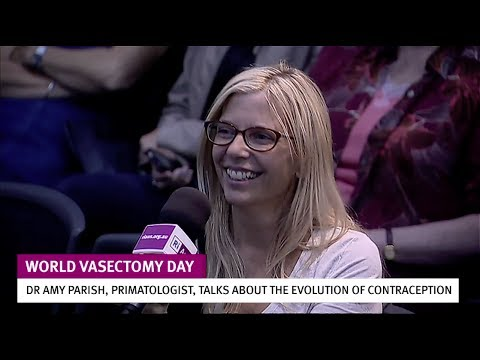 The evolution of contraception with Amy Parish - World Vasectomy Day