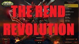 getlinkyoutube.com-Bajheera - THE REND REVOLUTION CONTINUES! - WoW 7.1.5 Arms Warrior PvP
