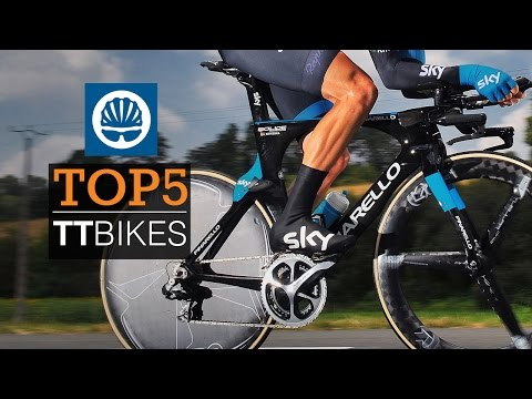 Top 5 - Pro Time Trial Bikes