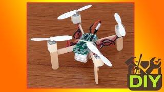 getlinkyoutube.com-█ How to make a Quadcopter at home █