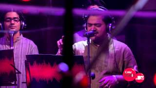 getlinkyoutube.com-Khwajababa - Shantanu moitra feat Bonnie Chakravarty & Pranav Biswas, Coke Studio @ MTV Season 2