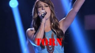 getlinkyoutube.com-Best Audition Ever Cassadee Pope - Torn - HD
