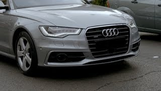 getlinkyoutube.com-► Audi's automatic driving in traffic jams