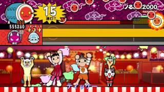 getlinkyoutube.com-【太鼓の達人 WiiU3代目】 ノるどん2000 (オート)